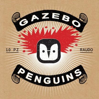 Gazebo Penguins – Raudo