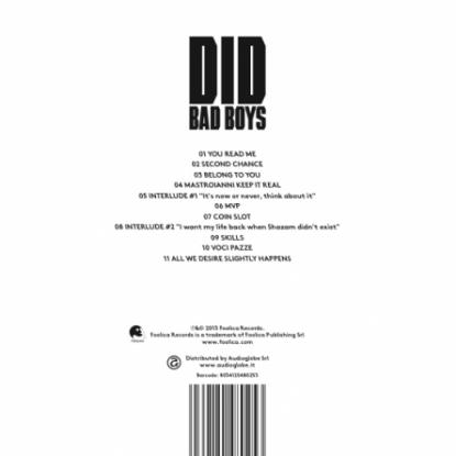 Did – Bad Boys