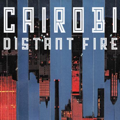 I Cairobi (ex Vadoinmessico) debuttano con l'EP Distant Fire
