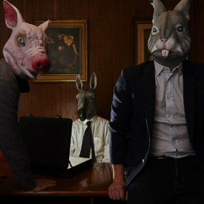 Ascolta Donkey's Nightmare, il primo singolo degli Attention Slap