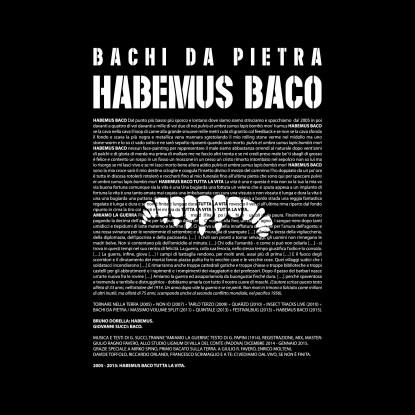 Nuovo EP per i Bachi Da Pietra