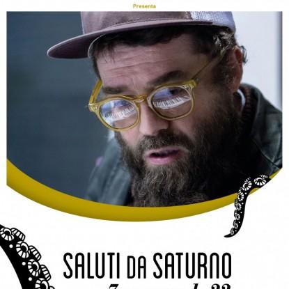 Vinci due biglietti per i Saluti Da Saturno il 7 marzo a Milano