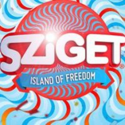 I rappresentanti italiani a Sziget