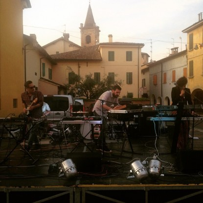 Welcome Back Sailors + Winter Dies In June @ Aperitheatre, Fontanellato (PR)