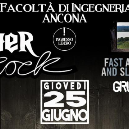 GulliveRock Festival il 25 giugno a Ancona