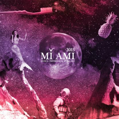 MI AMI Festival 2015 @ Circolo Magnolia, Milano