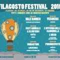 Filagosto Festival tra il 30 luglio e l'8 agosto