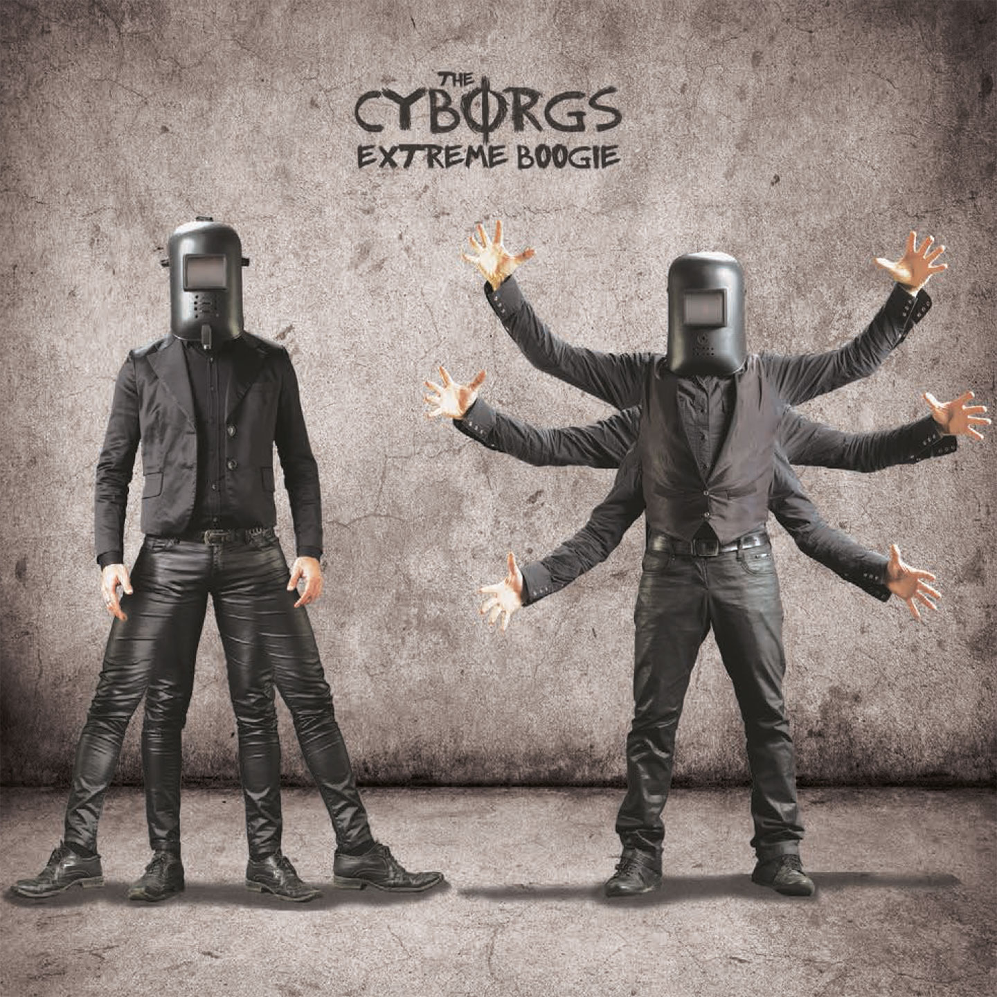 The Cyborgs - Extreme Boogie