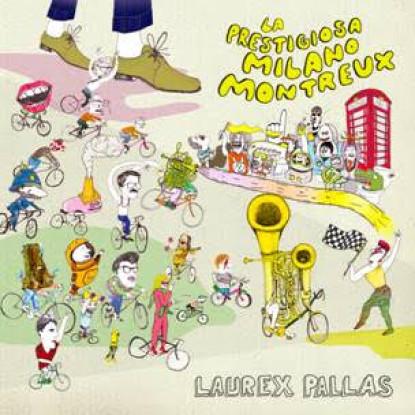 Laurex Pallas – La Prestigiosa Milano Montreux