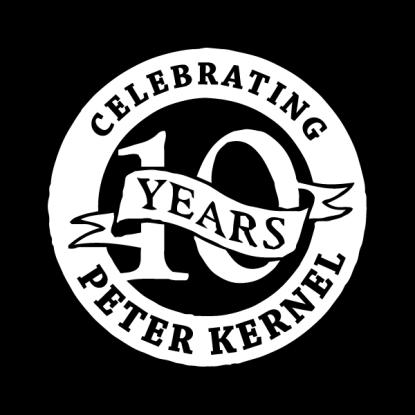 Dieci anni di Peter Kernel