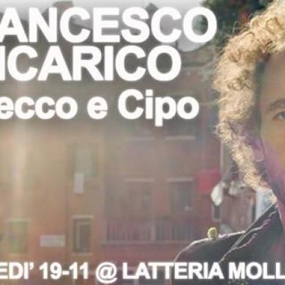 Vinci due biglietti per Tricarico il 19 novembre alla Latteria Molloy di Brescia