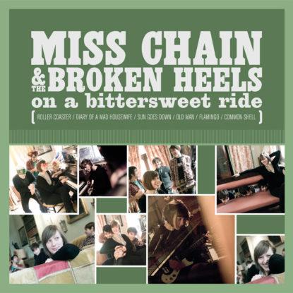 Miss Chain & the Broken Heels: ristampa giapponese per l'esordio