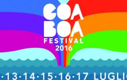 Vinci due biglietti per gli Afterhours al Goa Boa Festival a Genova