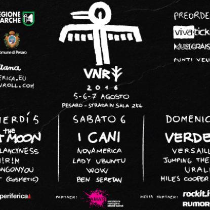 Tra poche settimane il Villa'n'Roll Festival a Pesaro