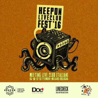 Il report di KeepOn sui numeri dei live in Italia