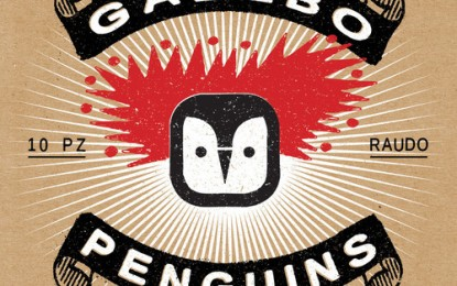Gazebo Penguins – Raudo