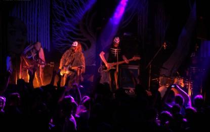 Unplugged tour per Tre Allegri Ragazzi Morti
