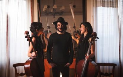 Daniele Celona: V per Violoncelli Tour