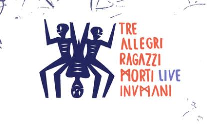 Tre Allegri Ragazzi Morti: primo singolo estratto da Inumani