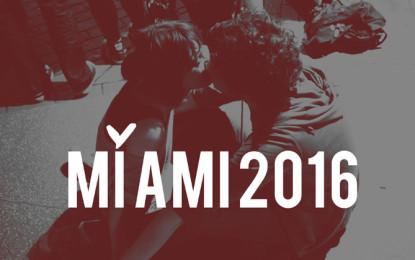 I primi nomi del MiAmi 2016
