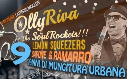 Vinci due biglietti per i Olly Riva il 25 marzo alla Latteria Molloy di Brescia