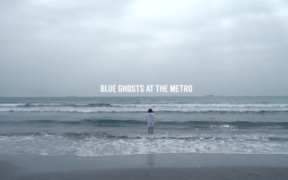 Dankalia: Blue Ghosts At The Metro (video)