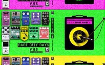 Tornano i Dade City Days con un disco live e un inedito