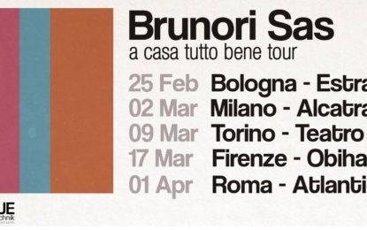 Video live per la partenza del tour di Brunori