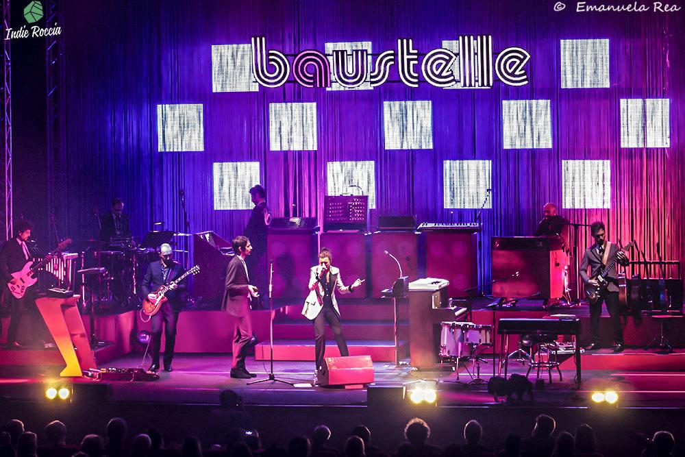 Baustelle @ Auditorium Parco della musica, Roma