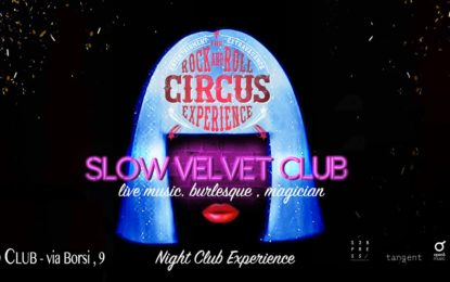 Rock n Roll Circus Experience il 5 aprile a Milano