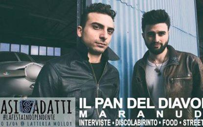 Vinci un biglietto per vedere i Pan del Diavolo l'8 aprile alla Latteria Molloy di Brescia