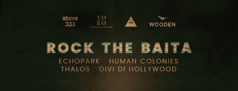 Rock The Baita il 26 agosto a Chiastre (PR)
