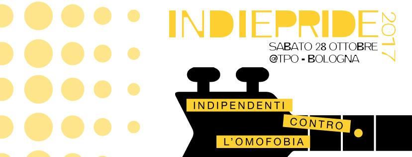 Indie Pride il 28 ottobre a Bologna