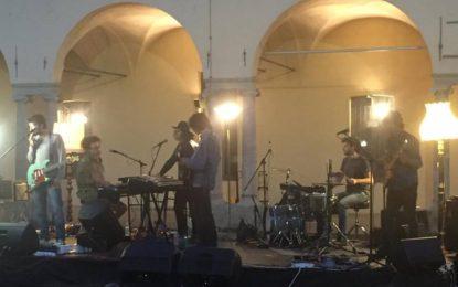 Andrea Laszlo De Simone @ Chiostro Bistrot, Milano