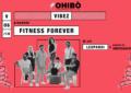 Fitness Forever venerdì 6 ottobre all'Ohibò