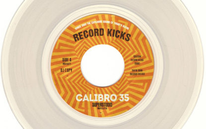 Calibro 35 : nuovo singolo