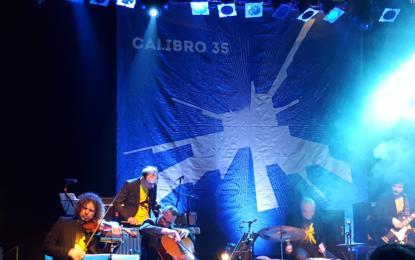 Calibro 35 @ Alcatraz, Milano