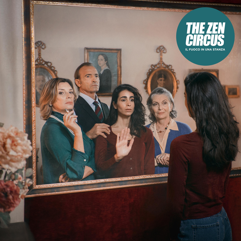 Zen Circus – Il Fuoco In Una Stanza